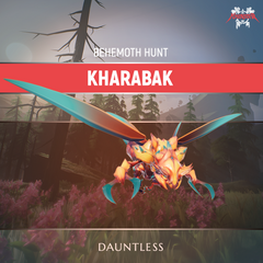 Dauntless Kharabak Behemoth Kill