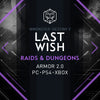 Destiny 2 Last Wish Raid Boost