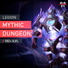 Legion Mythic Dungeons Run - MmonsteR