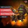 Mechanized Lumber Extractor - MMonster