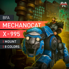 X-995 Mechanocat Mount
