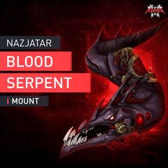 Nazjatar Blood Serpent - MMonster