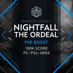 Destiny 2 Nightfall: The Ordeal 100K Score
