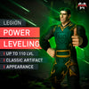 Legion Powerleveling - MMonster