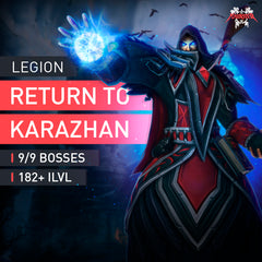 Return to Karazhan - MmonsteR