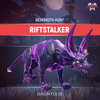 Dauntless Riftstalker Behemoth Kill - MmonsteR