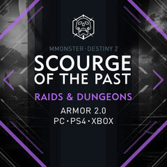 Destiny 2 Scourge of the Past Raid Boost