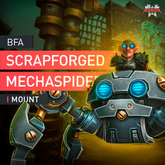 Scrapforged Mechaspider Mount - MmonsteR