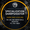 Sharpshooter Specialization Boost - MmonsteR