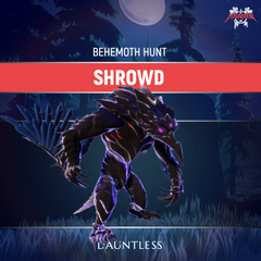 Dauntless Shrowd Behemoth Kill