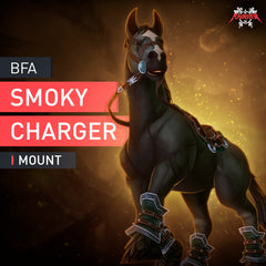 Smoky Charger Mount - MMonster