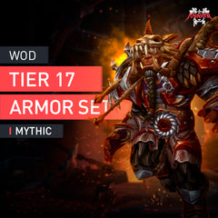 Tier 17 Mythic Armor Set - MMonster