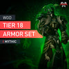 Tier 18 Mythic Armor Set - MmonsteR
