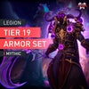 Tier 19 Mythic Armor Set - MmonsteR