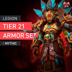 Tier 21 Mythic Armor Set - MmonsteR