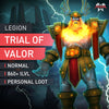 Trial of Valor Normal - MMonster