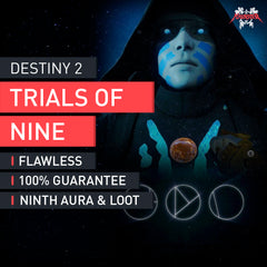Trials of the Nine - MMonster