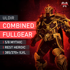 Uldir Mythic Combined Full Gear - MmonsteR
