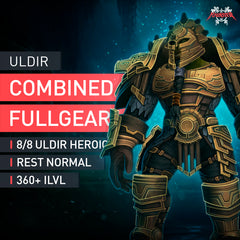Uldir Combined Full Gear