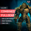 Uldir Combined Full Gear - MMonster
