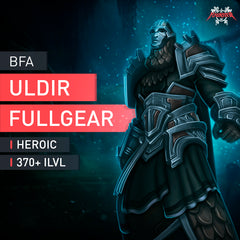 Uldir Heroic Full Gear - MMonster