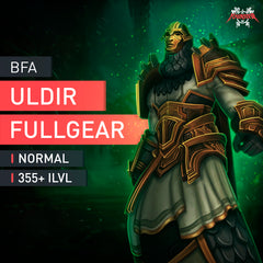 Uldir Normal Full Gear - MMonster