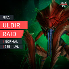 Uldir Normal Boost - MMonster