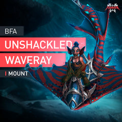Unshackled Waveray Mount