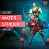 Azure Water Strider - MMonster