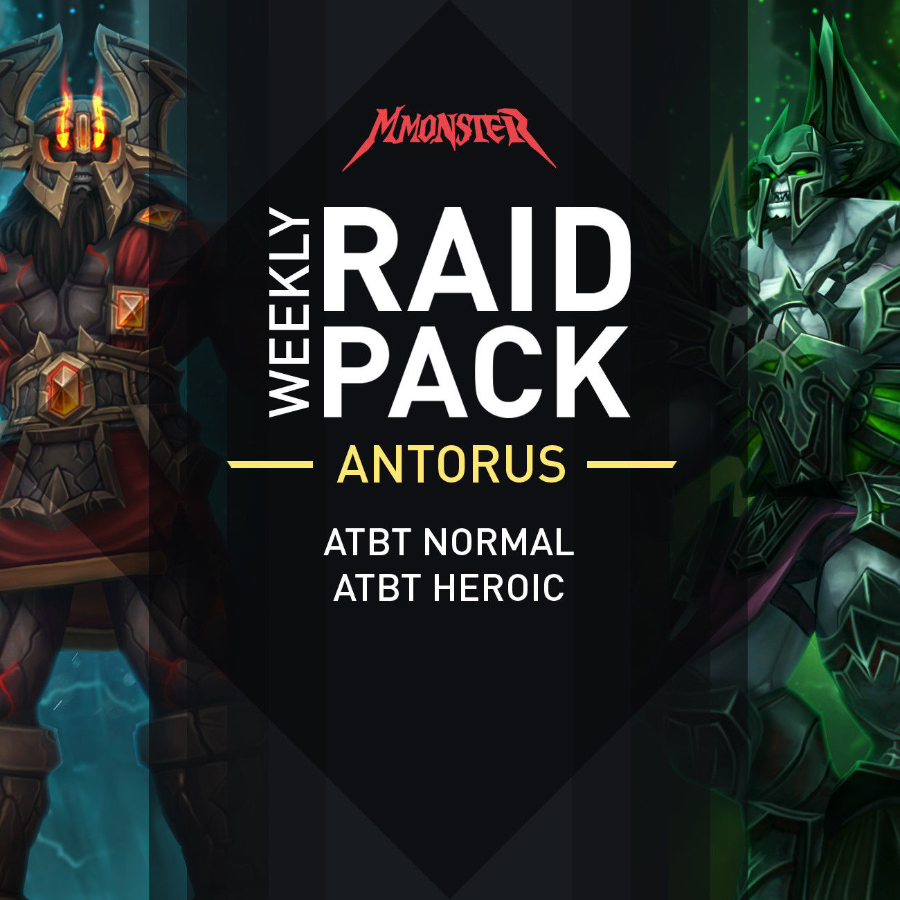 Legion Weekly Antorus Pack