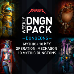 Weekly Dungeons Pack