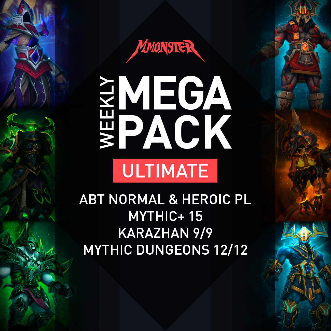 Legion Weekly MEGA Pack
