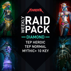 Weekly Diamond Pack - MMonster