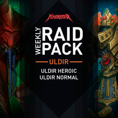 Weekly Uldir Raid Pack - MMonster