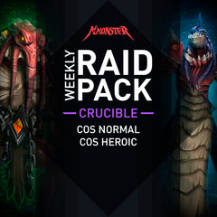 Weekly Crucible Raid Pack