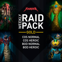 Weekly Gold Pack