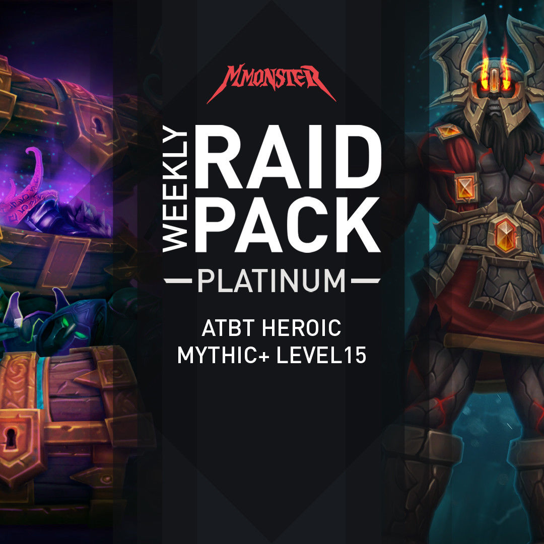 Legion Weekly Platinum Pack - MMonster