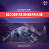 Dauntless Bloodfire Embermane Behemoth Kill