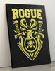 "GIXWEAR Canvas Print 60x80cm ""Rogue"" - MMonster"