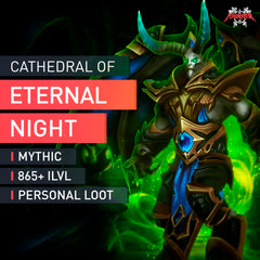 Cathedral of Eternal Night - MmonsteR