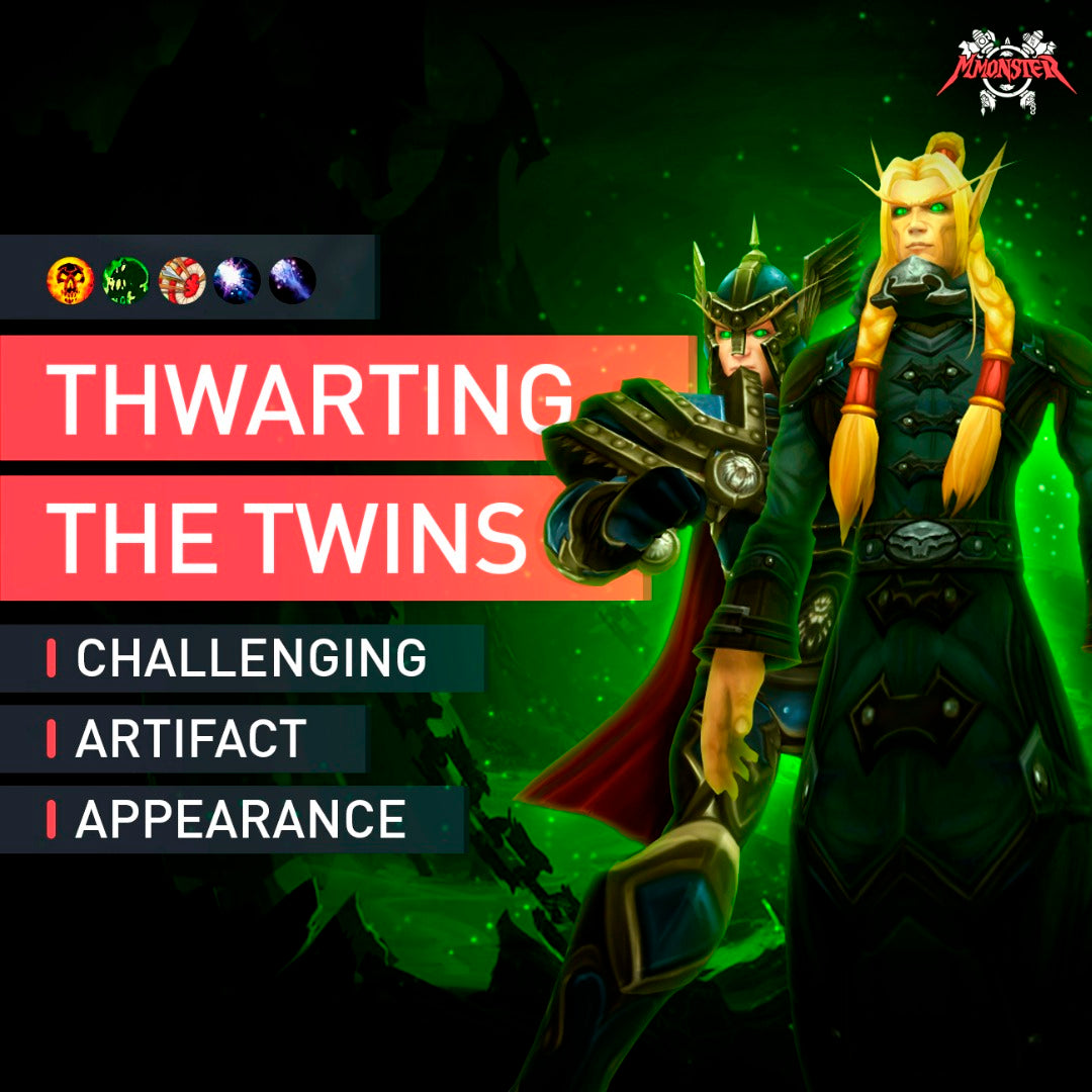 Thwarting the Twins