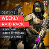 Destiny 2 Weekly Raid Pack - MmonsteR