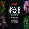 Legion Weekly Raid Pack Diamond