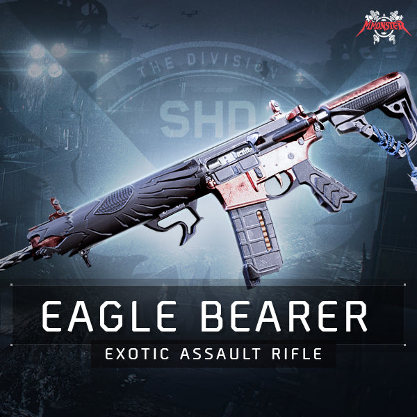 Eagle Bearer Exotic Assault Rifle Weapon Boost - MmonsteR