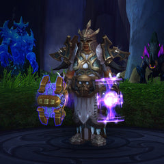 WoW (Battle.NET) Account 950 iLvL Enchancement Shaman (5/6 T21)