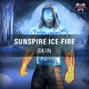 Sunspire Ice-Fire Skin Elder Scrolls Online ESO