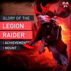 Glory of the Legion Raider - MMonster