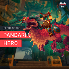 Glory of the Pandaria Hero - MmonsteR