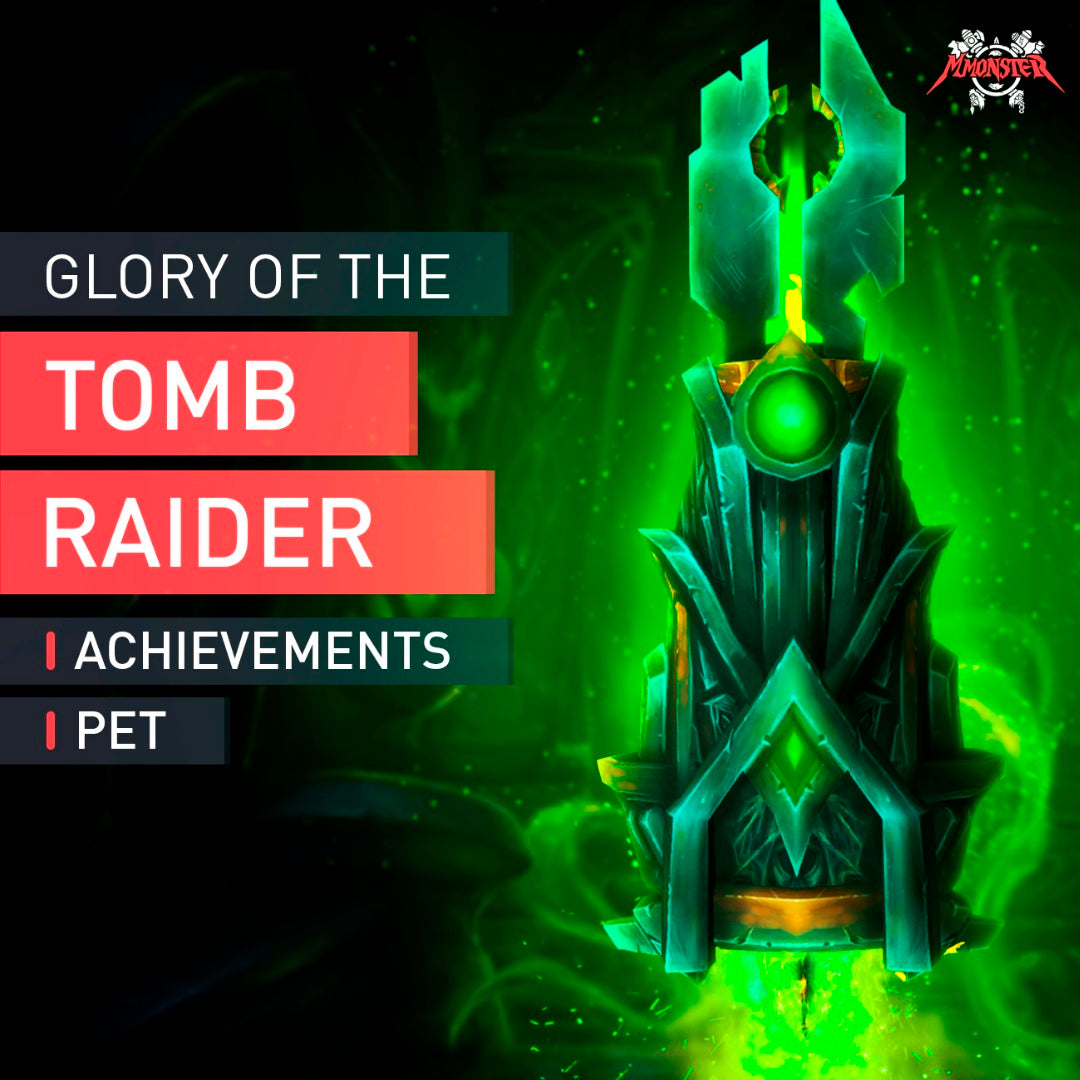 Glory of the Tomb Raider