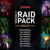 Legion Weekly Raid Pack Gold - MmonsteR